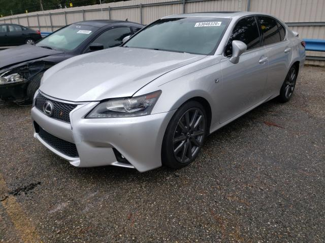 из сша 2014 Lexus Gs 350 3.5L JTHBE1BL1E5031824