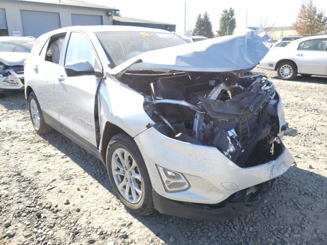 Salvage cars for sale from Copart Eugene, OR: 2018 Chevrolet Equinox LT