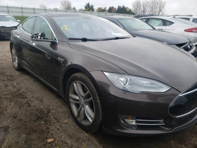 2013 Tesla MODEL S | Vin: 5YJSA1DP0DFP13345