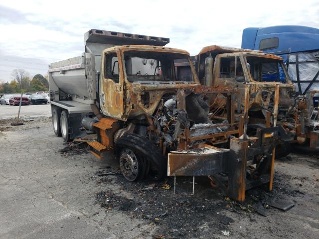 International salvage cars for sale: 2019 International HV613