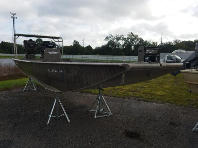 Salvage cars for sale from Copart Jacksonville, FL: 2015 Gatr Boat