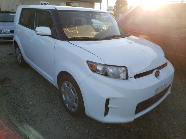 Salvage cars for sale from Copart Eugene, OR: 2012 Scion XB