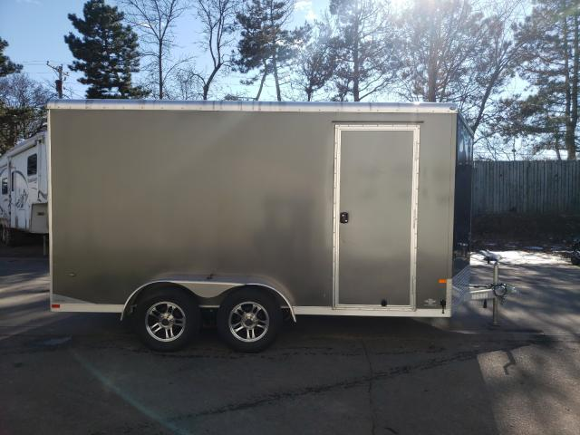 NEO Trailer salvage cars for sale: 2016 NEO Trailer