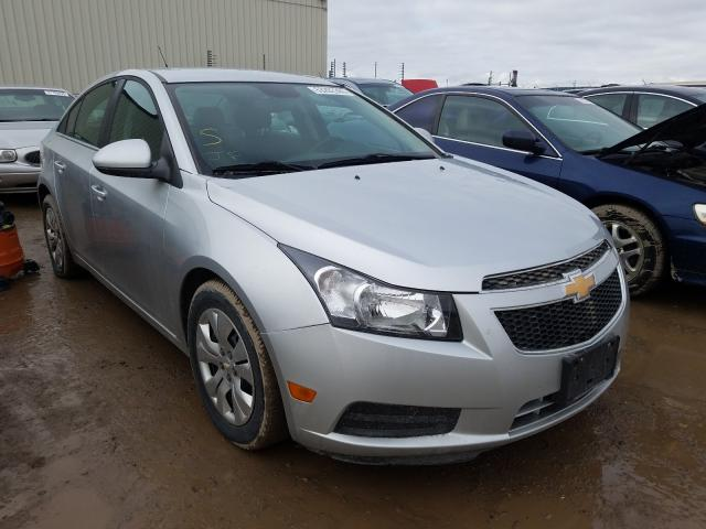 Chevrolet salvage cars for sale: 2014 Chevrolet Cruze LT