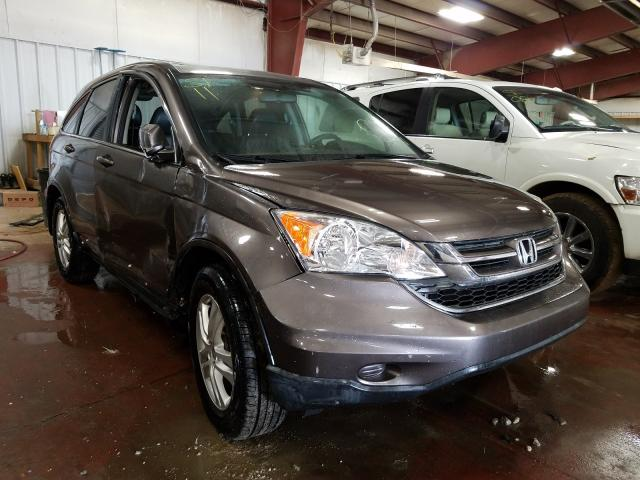 Salvage cars for sale from Copart Lansing, MI: 2011 Honda CR-V