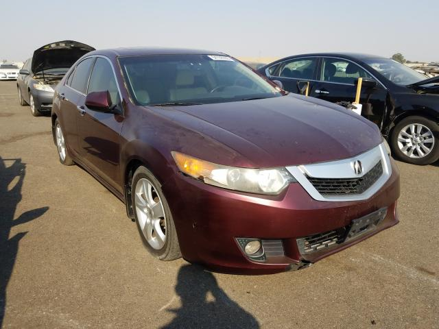 Salvage cars for sale from Copart Sacramento, CA: 2009 Acura TSX