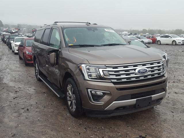 Ford Expedition salvage cars for sale: 2018 Ford Expedition