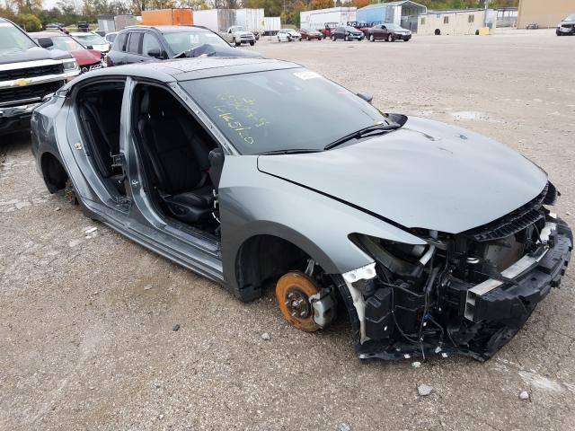 Salvage cars for sale at Bridgeton, MO auction: 2019 Nissan Maxima S