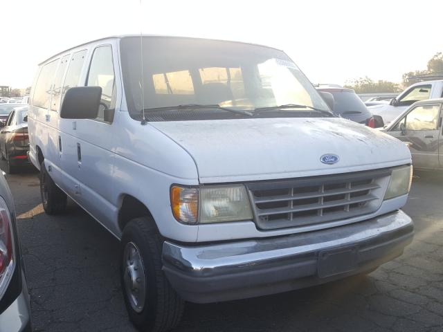 Salvage cars for sale from Copart Martinez, CA: 1995 Ford Econoline