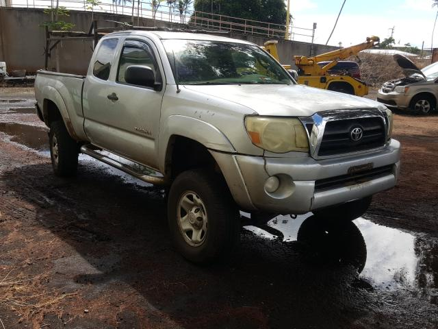 Salvage cars for sale from Copart Kapolei, HI: 2005 Toyota Tacoma ACC