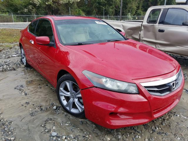 Salvage cars for sale from Copart Tifton, GA: 2011 Honda Accord EXL
