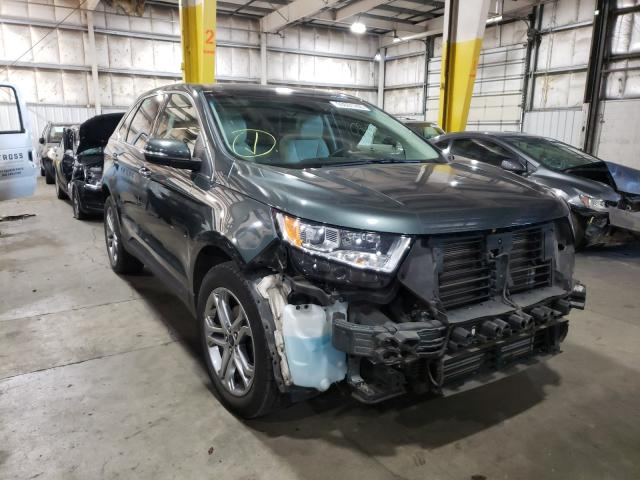 2015 Ford Edge Titanium for sale in Woodburn, OR