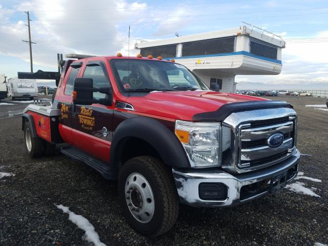 Ford Super Duty salvage cars for sale: 2016 Ford Super Duty