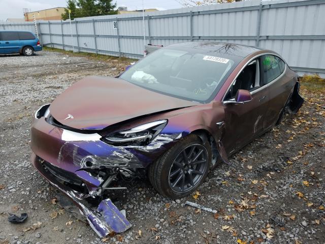 2020 Tesla MODEL 3 | Vin: 5YJ3E1EA0LF642732