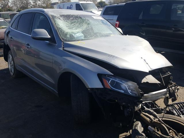 Salvage cars for sale from Copart Colton, CA: 2011 Audi Q5 Premium
