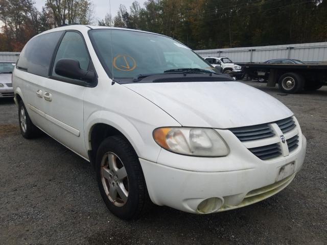 Salvage cars for sale from Copart Fredericksburg, VA: 2005 Dodge Grand Caravan