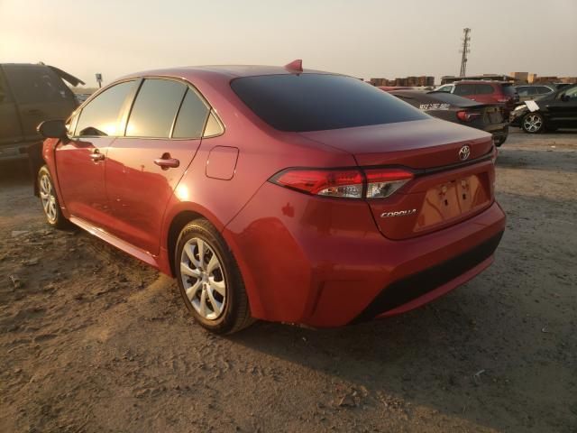 купить 2020 Toyota Corolla Le 1.8L 5YFEPRAE9LP128781