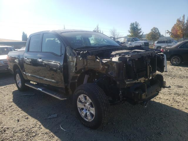 2019 Nissan Titan SV for sale in Eugene, OR