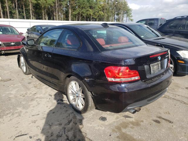 2013 BMW 1 series   Vin: WBAUP7C55DVP25712