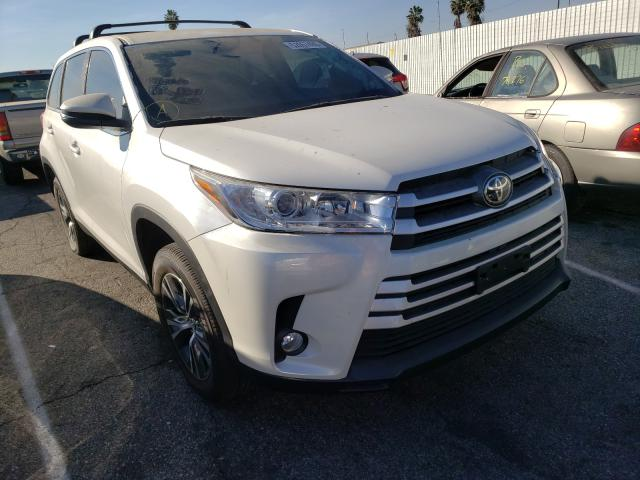 2019 Toyota Highlander for sale in Van Nuys, CA