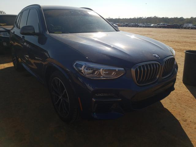 Salvage cars for sale from Copart Theodore, AL: 2020 BMW X3 Xdrivem