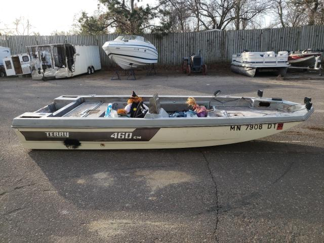 Terry salvage cars for sale: 1977 Terry TERRY460CM