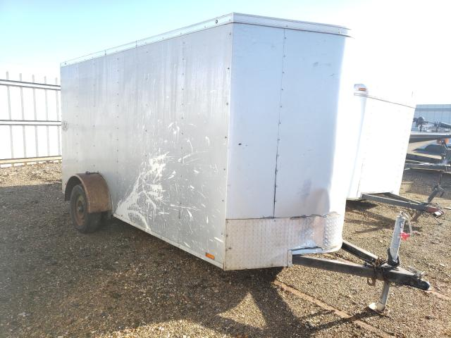 Cargo Trailer salvage cars for sale: 2015 Cargo Trailer