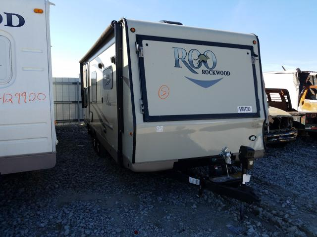 Wildwood salvage cars for sale: 2018 Wildwood Camper