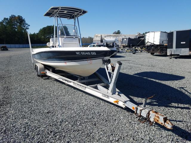 Triton salvage cars for sale: 2007 Triton 220 LTS