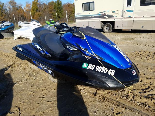 Salvage 2015 Yamaha FZS for sale