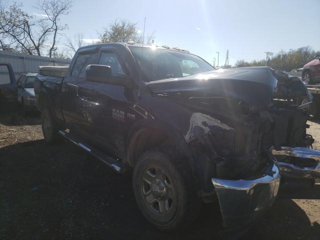 Dodge Vehiculos salvage en venta: 2018 Dodge RAM 2500 ST
