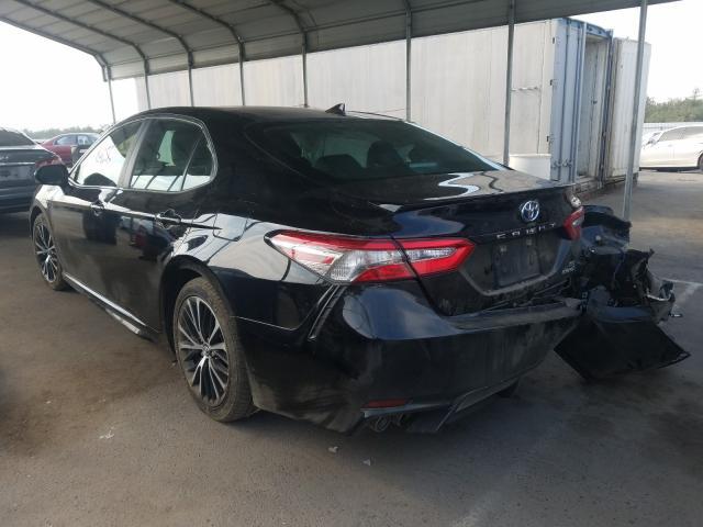 купить 2018 Toyota Camry 2.5L 4T1B21HK4JU507942