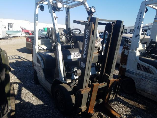 Nissan Forklift salvage cars for sale: 2015 Nissan Forklift