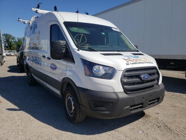 Salvage cars for sale from Copart Orlando, FL: 2020 Ford Transit T