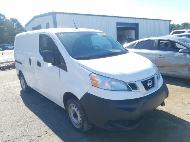 Salvage cars for sale from Copart Shreveport, LA: 2017 Nissan NV200 2.5S