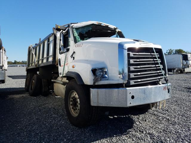 Freightliner 114SD salvage cars for sale: 2018 Freightliner 114SD
