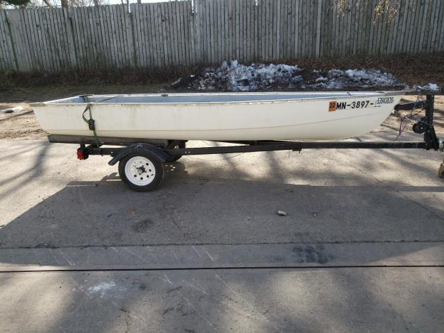 Salvage 1969 Wildwood BOAT for sale