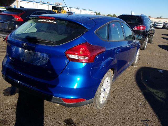 цена в сша 2018 Ford Focus Se 2.0L 1FADP3K27JL270152