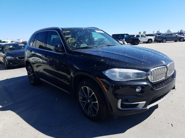 Salvage cars for sale from Copart New Orleans, LA: 2018 BMW X5 SDRIVE3