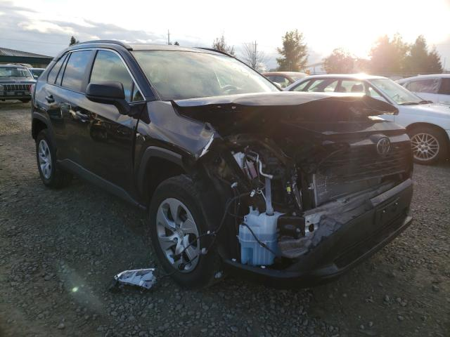 Salvage cars for sale from Copart Eugene, OR: 2019 Toyota Rav4 LE