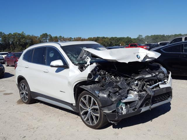 BMW X1 SDRIVE2 salvage cars for sale: 2017 BMW X1 SDRIVE2
