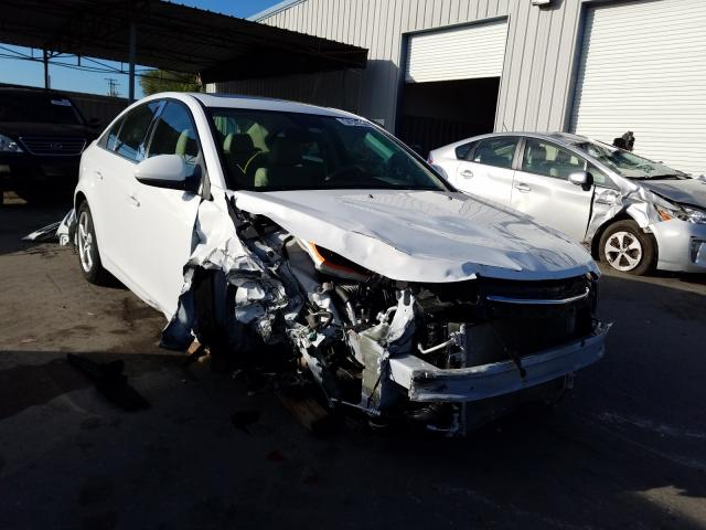 Chevrolet Cruze salvage cars for sale: 2015 Chevrolet Cruze