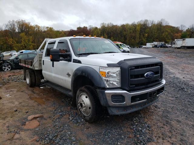 Salvage cars for sale from Copart York Haven, PA: 2013 Ford F450 Super