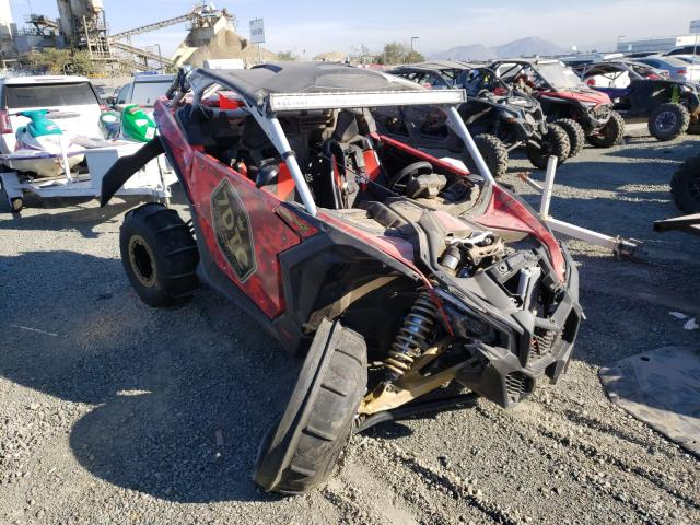 Salvage cars for sale from Copart San Diego, CA: 2020 Can-Am Maverick X