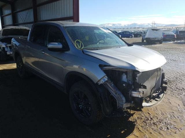 Salvage cars for sale at Helena, MT auction: 2019 Honda Ridgeline