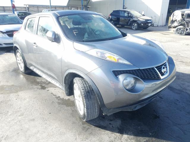 Salvage cars for sale from Copart Anthony, TX: 2013 Nissan Juke S