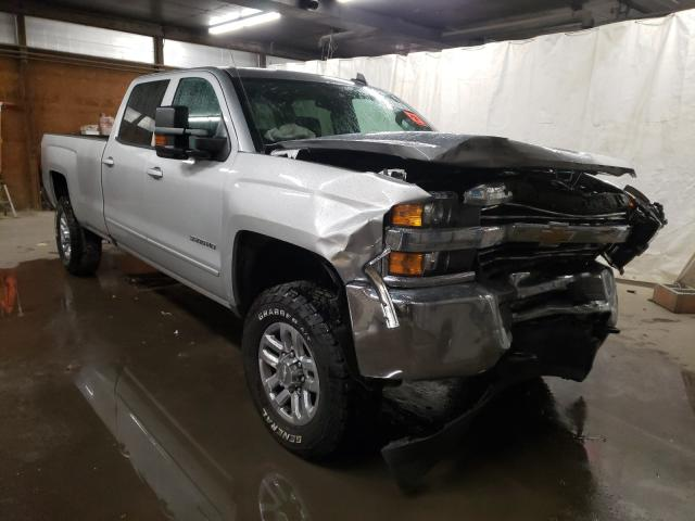 Salvage cars for sale from Copart Ebensburg, PA: 2016 Chevrolet Silverado