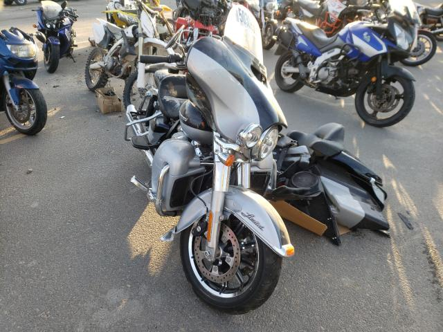 Salvage cars for sale from Copart Nampa, ID: 2019 Harley-Davidson Flhtk