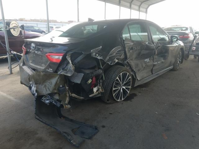 цена в сша 2018 Toyota Camry 2.5L 4T1B21HK4JU507942