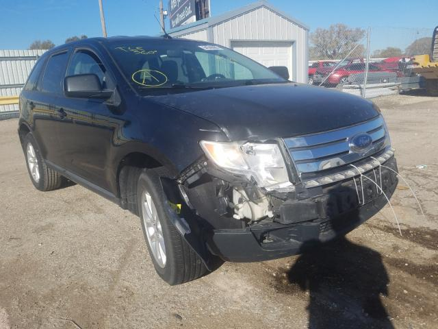 Salvage cars for sale from Copart Wichita, KS: 2010 Ford Edge SEL